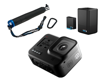 Go Pro Hero 8 Summer Bundle
