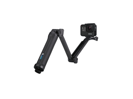GoPro 3 Way Grip/Arm/Tripod For All Hero Type