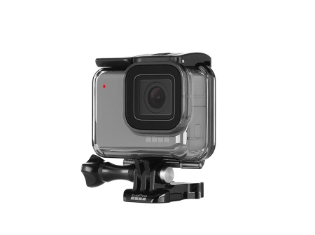 GoPro Dive Housing for Hero 7 Silver & White