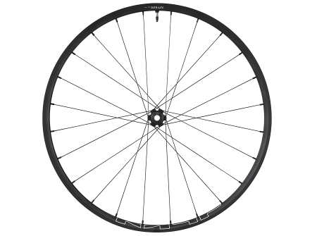 Shimano (WHMT600) 11 Spd Front Wheel ONLY Clincher Center Lock